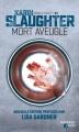 Couverture Mort aveugle Editions Mosaïc (Poche) 2016