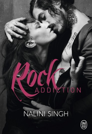 Couverture Rock kiss, tome 1 : Rock addiction