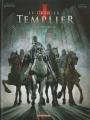 Couverture Le dernier templier, tome 1 : L'encodeur Editions Dargaud 2010
