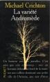 Couverture La variété Andromède, tome 1 Editions Pocket 1994
