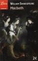 Couverture Macbeth Editions Librio (Théâtre) 2003