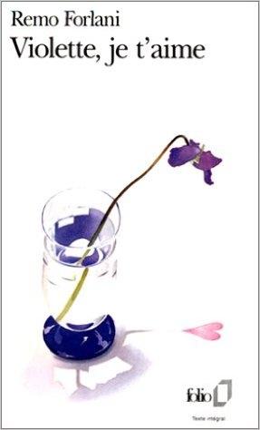 Couverture Violette, je t'aime