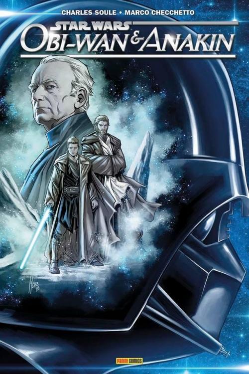 Couverture Star Wars : Obi-Wan & Anakin