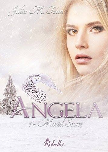 Couverture Angela, tome 1 : Mortel secret