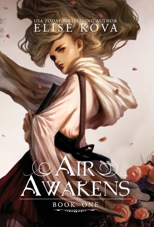 Couverture Air Awakens, book 1