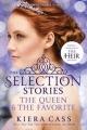 Couverture La sélection, histoires secrètes : La reine et la préférée Editions HarperTeen 2015