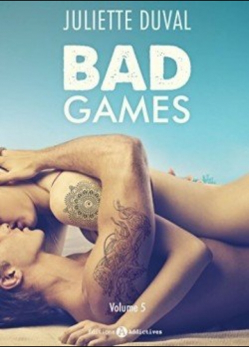 Couverture Bad games, tome 5