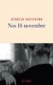Couverture Nos 14 novembre Editions JC Lattès 2016