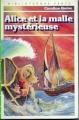 Couverture Alice et la malle mystérieuse Editions Hachette (Bibliothèque verte) 1978