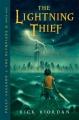 Couverture Percy Jackson, tome 1 : Le voleur de foudre Editions Miramax Books 2006