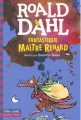 Couverture Fantastique maître Renard Editions Folio  (Cadet) 2016