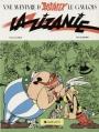 Couverture Astérix, tome 15 : La zizanie Editions Dargaud 1983