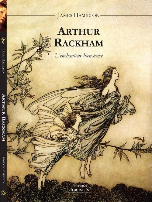 Couverture Arthur Rackham : L'enchanteur bien-aimé