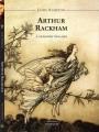 Couverture Arthur Rackham : L'enchanteur bien-aimé Editions Corentin 2011