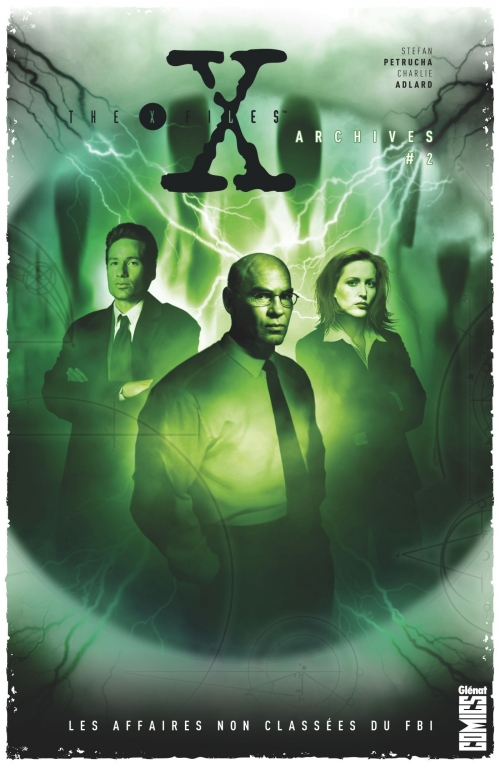 Couverture The X-Files Archives, tome 2