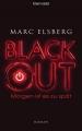Couverture Black out Editions Blanvalet 2012