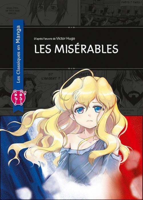Couverture Les Misérables (manga)