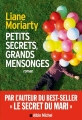 Couverture Petits secrets, grands mensonges Editions Albin Michel 2016