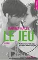 Couverture Le jeu Editions Hugo & cie (New romance) 2016
