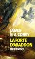 Couverture The expanse, tome 3 : La porte d'Abaddon Editions Actes Sud (Exofictions) 2016