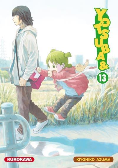 Couverture Yotsuba, tome 13