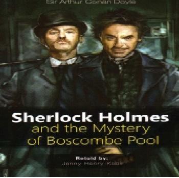 Couverture Sherlock Holmes et le mystère de la vallée de Boscombe