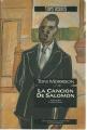 Couverture Le Chant de Salomon Editions B (CHL) 1993