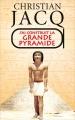 Couverture J'ai construit la grande pyramide Editions France Loisirs (Romans historiques) 2016