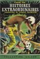 Couverture Histoires extraordinaires Editions Nelson 1957