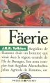 Couverture Faërie Editions Presses Pocket 1992