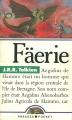 Couverture Faërie Editions Presses pocket 1992
