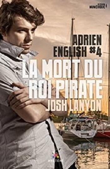 Couverture Adrien English, tome 4 : La mort du roi pirate