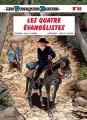 Couverture Les Tuniques Bleues, tome 59 : Les quatre évangélistes Editions Dupuis 205