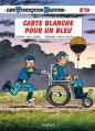 Couverture Les Tuniques Bleues, tome 60 : Carte blanche pour un bleu Editions Dupuis 2016