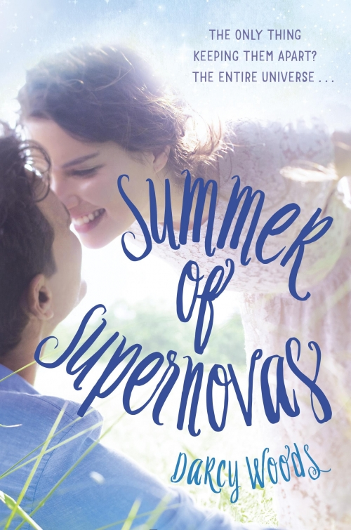 Couverture Summer of Supernovas