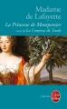 Couverture La princesse de Montpensier suivi de La comtesse de Tende Editions Le Livre de Poche (Libretti) 2014