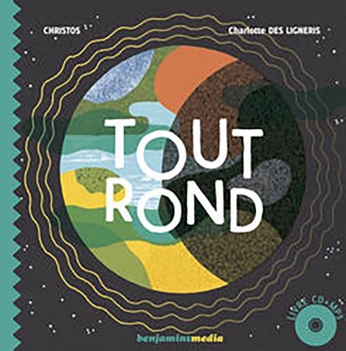 Couverture Tout Rond (Livre+CD)