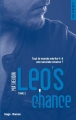Couverture Leo's chance Editions Hugo & cie (New romance) 2016