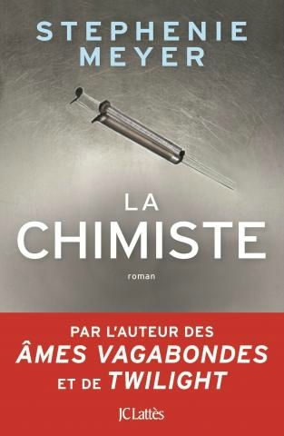 Couverture La chimiste