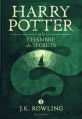 Couverture Harry Potter, tome 2 : Harry Potter et la chambre des secrets Editions Gallimard  2016