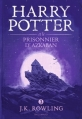 Couverture Harry Potter, tome 3 : Harry Potter et le prisonnier d'Azkaban Editions Gallimard  2016