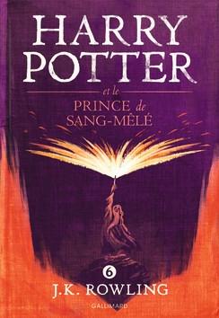 couverture harry potter et le prince de sang mêlé