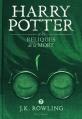 Couverture Harry Potter, tome 7 : Harry Potter et les reliques de la mort Editions Gallimard  2016