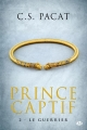 Couverture Prince captif, tome 2 : Le guerrier Editions Milady 2015