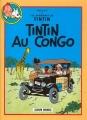 Couverture Les aventures de Tintin (France Loisirs), tome 01 : Tintin au Congo, Tintin en Amérique Editions France Loisirs 1987