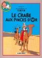 Couverture Les aventures de Tintin (France Loisirs), tome 04 : Le crabe aux pinces d'or, Tintin au pays de l'or noir Editions France Loisirs 1987