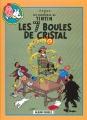 Couverture Les aventures de Tintin (France Loisirs), tome 07 : Les 7 boules de cristal, Le temple du Soleil Editions France Loisirs 1987