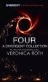 Couverture Divergente raconté par Quatre Editions HarperCollins 2015