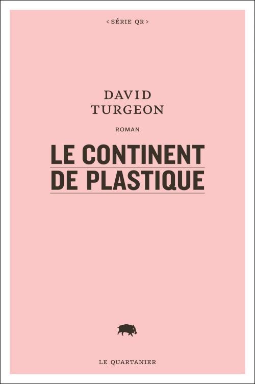 Couverture Le continent de plastique