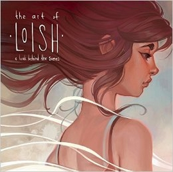Couverture The Art of Loish